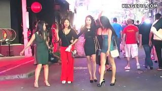 Pattaya, Thailand – The Hottest Place For Naughty Action!